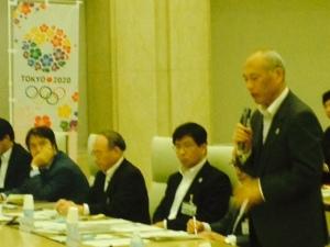 Tokyo Governor Yōichi Masuzoe