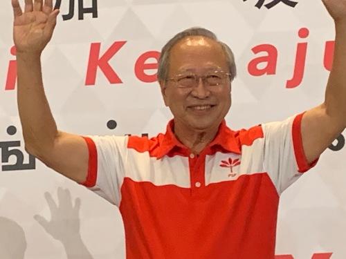 Dr Tan Cheng Bock